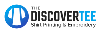 The Discovertee Logo
