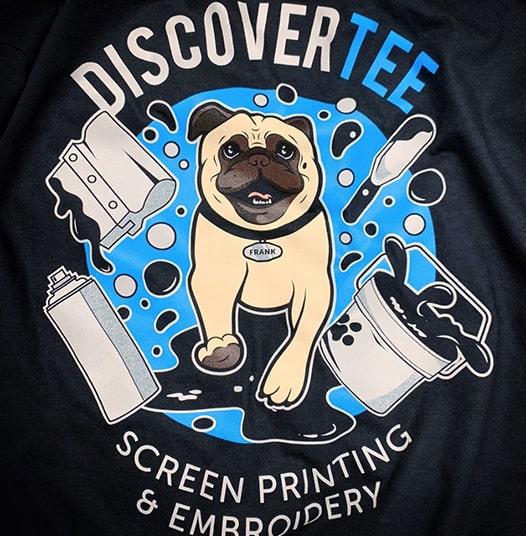 Custom Pug Shirt