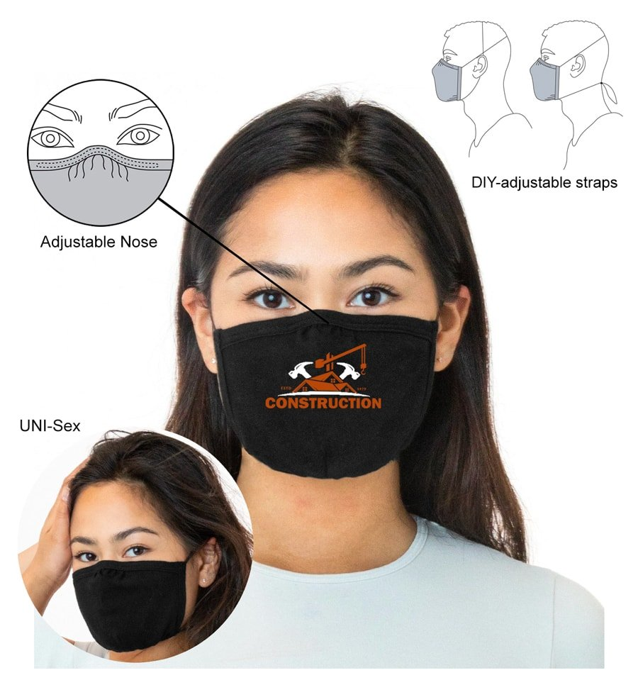 Face Mask Custom Printing
