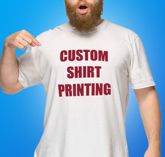 Custom Shirt Photo